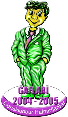 Gaflarinn 2004